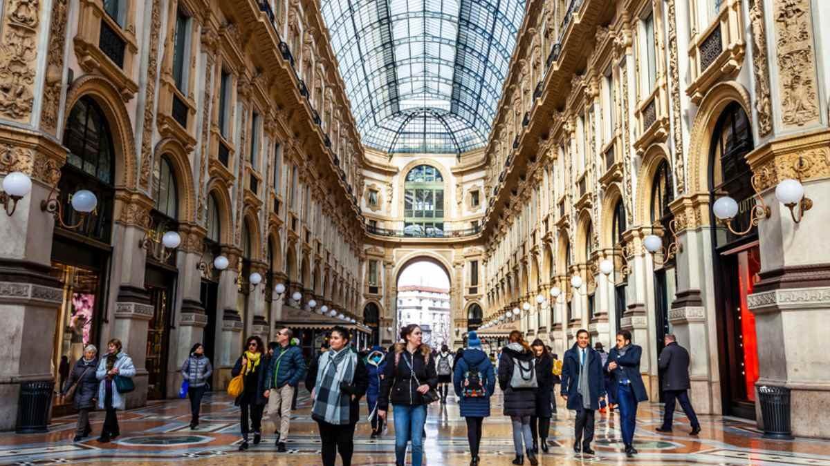 Turismo da shopping: Milano è tra le mete preferite