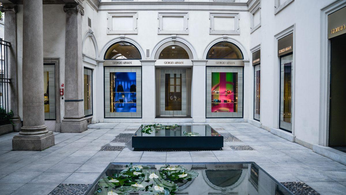 Primi negozi di moda: il retail che racconta la storia
