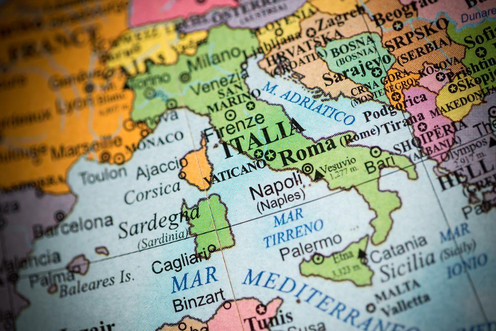 La crisi delle Regioni italiane vista dalla cartina geografica