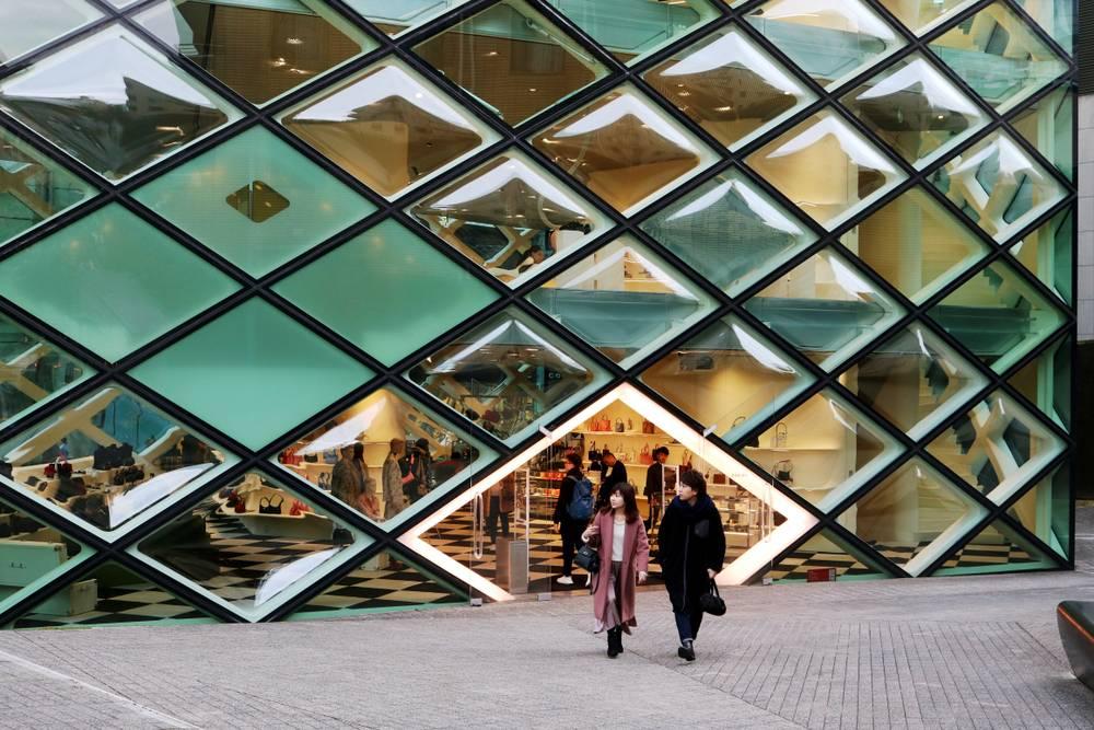 Architetti famosi che hanno progettato store all'avanguardia