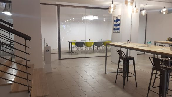 wire coworking roma