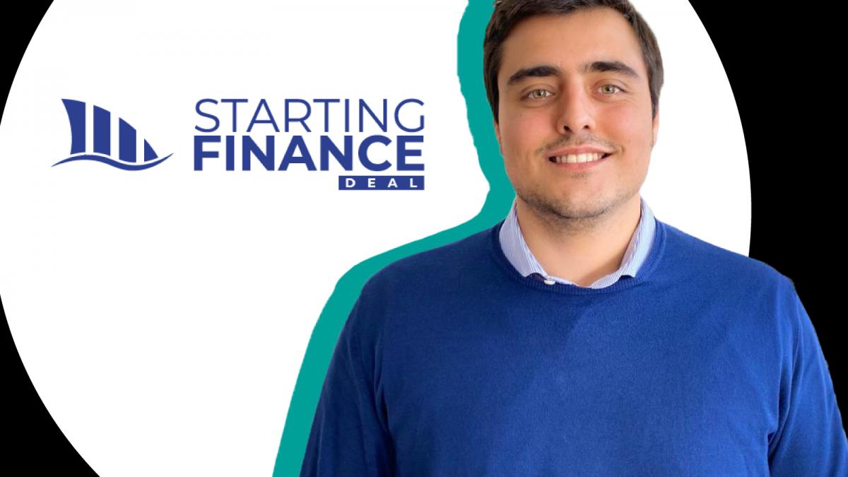 """""""I segreti per una startup di successo? Il know how e un ottimo team"""": intervista a Roberto Sfoglietta, co-founder e CEO di Starting Finance Deal"""