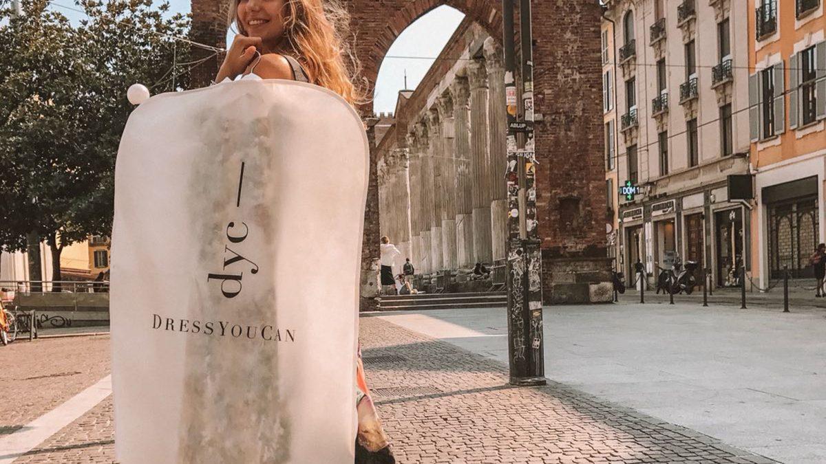 Fashion renting: il fenomeno della moda a noleggio arriva in Italia