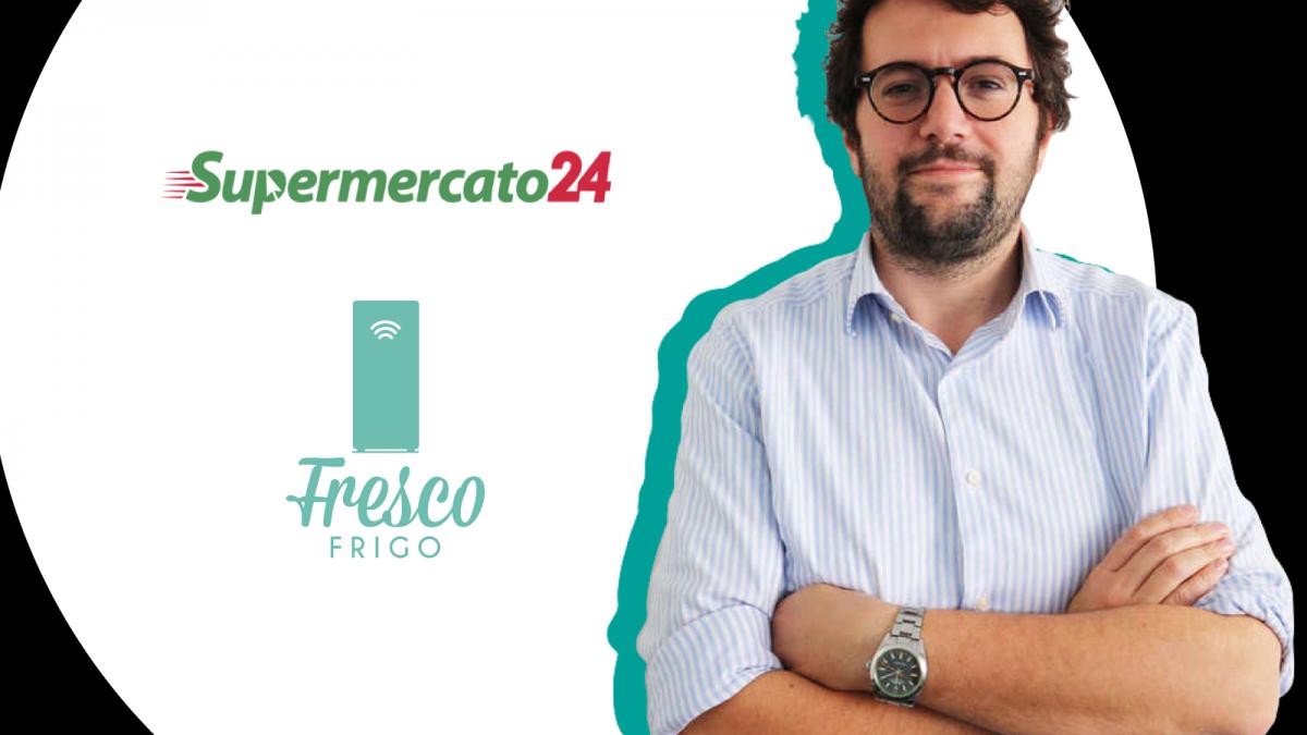 """""""Oggi il futuro arriva più velocemente, bisogna saper cogliere le opportunità ed essere un po' folli"""": intervista ad Enrico Pandian, founder di Supermercato24 e FrescoFrigo"""