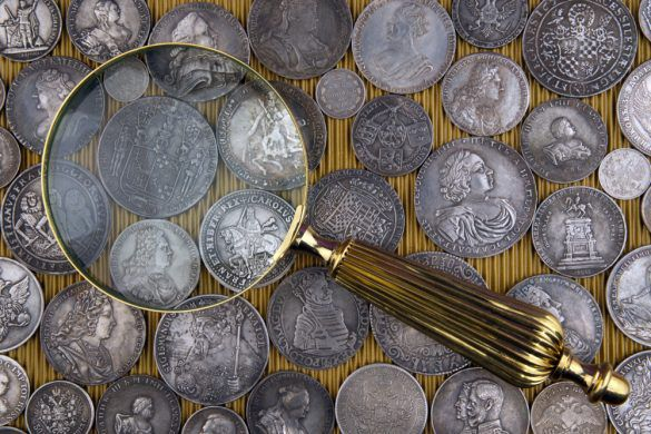 monete da investimento e da collezione