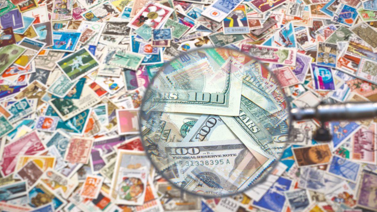 Passione o investimento? I francobolli sono un bene rifugio che non si svaluta mai