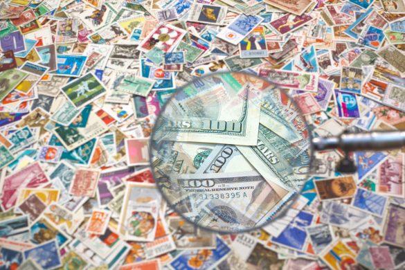 Investire in francobolli