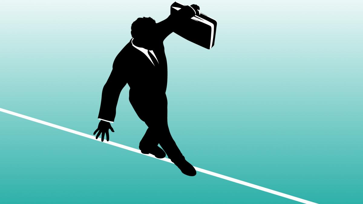 Rischio d'impresa: cos'è e come un imprenditore dovrebbe affrontare un periodo di crisi