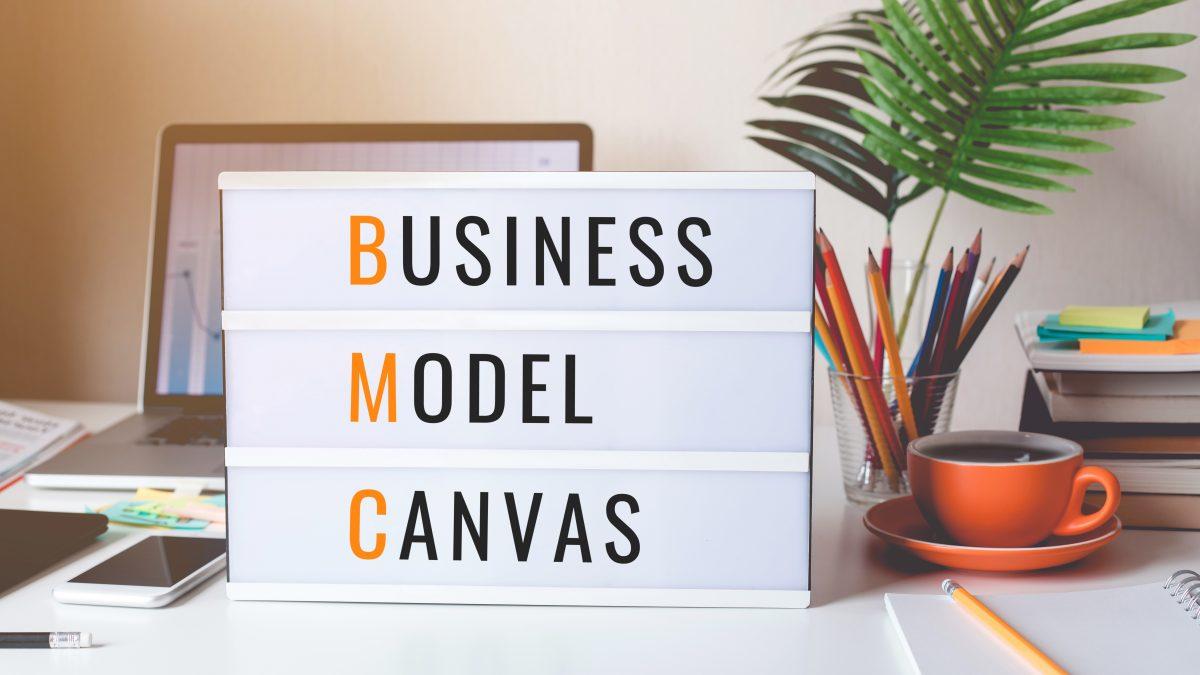 Business model canvas, il visual design per la tua azienda