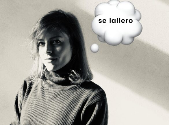 Carolina Venosi rome is more cover