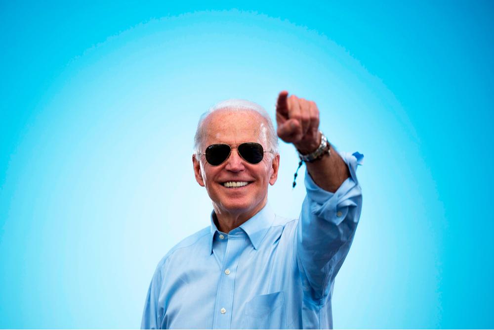 Il piano di Joe Biden per mettere gli USA su un treno