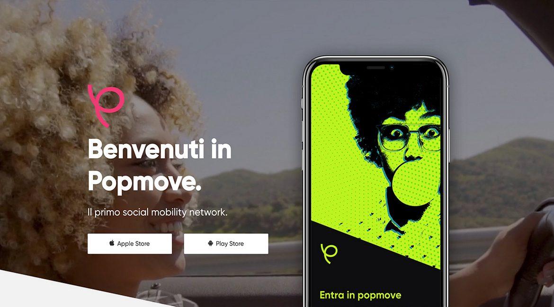 """Dalla sharing mobility al noleggio flessibile, la sfida di Popmove: """"Promuoviamo nuove relazioni fra le persone"""""""