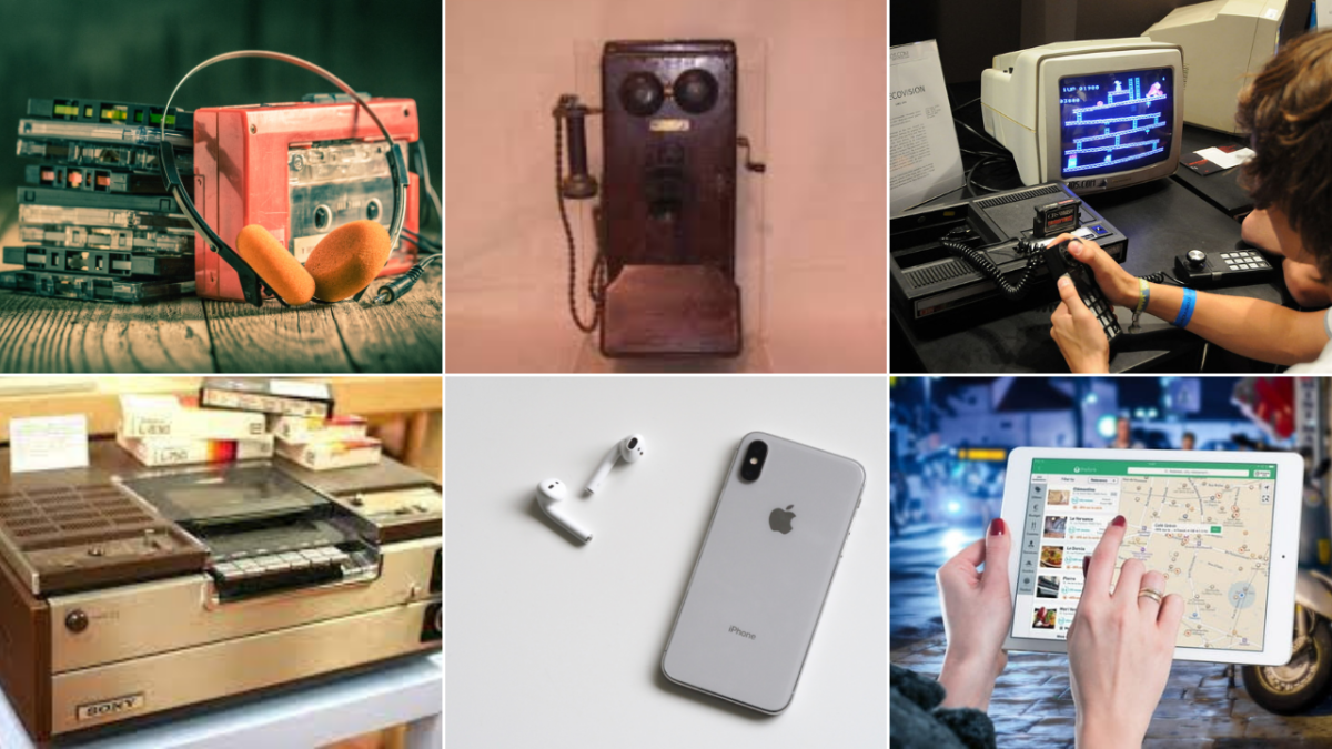 Le più importanti invenzioni tecnologiche dagli anni '60 ad oggi