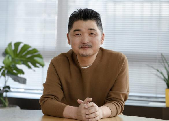 Kim Beom-Su, fondatore di Kokoa